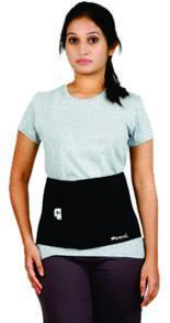 ABDOMINAL BELT 8 COOLPRENE AND L