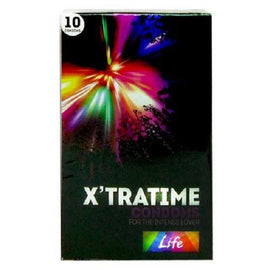 Apollo Life Condoms Extra Time 10s