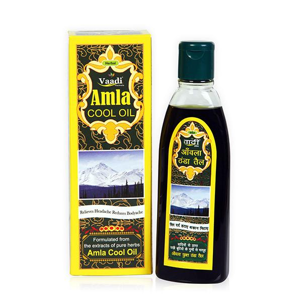 Amla Cool Oil with Brahmi & Amla Extract