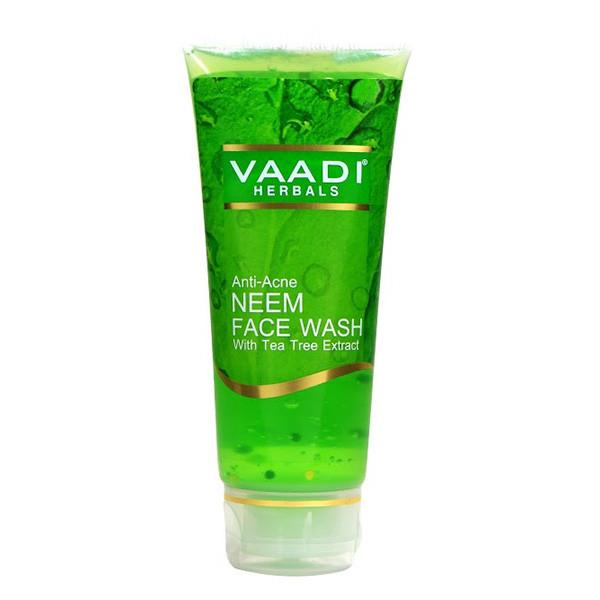 Anti-Acne NEEM FACE WASH with Tea Tree extract