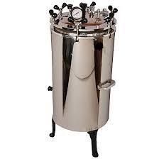 Auto Clave - Double Drum ( Electrical )