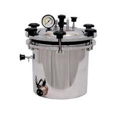 Auto Clave - Single Drum ( Electrical )