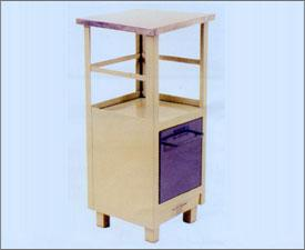 Bed Side Lockers-SS Top