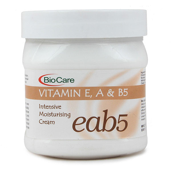 BioCare E, A, B5 Cream, 500ml