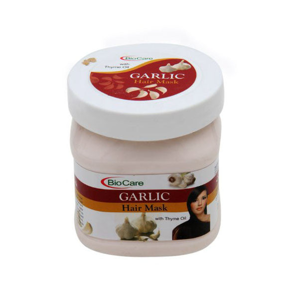 BioCare Garlic Hair Mask, 500ml