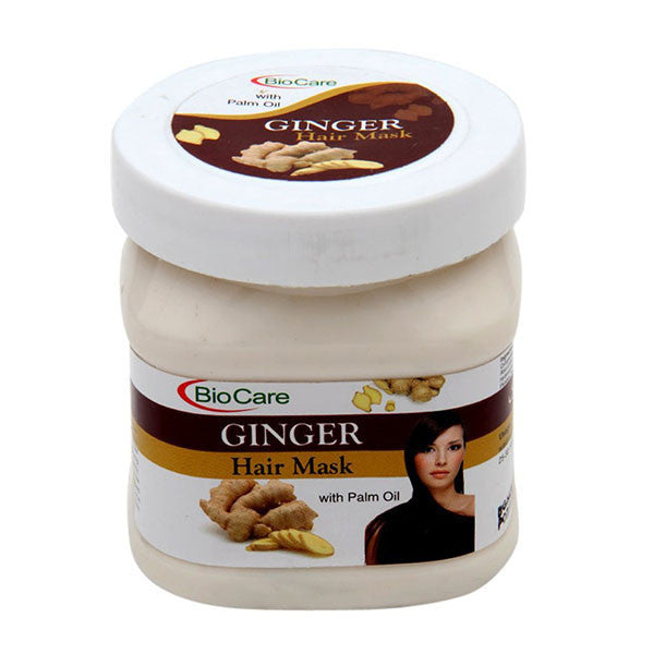 BioCare Ginger Hair Mask With Palm Oil 500ml