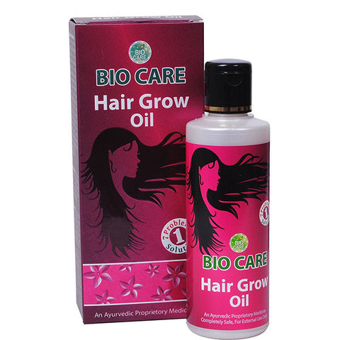 Biocare Bio Hair Grow Oil - 120 Ml
