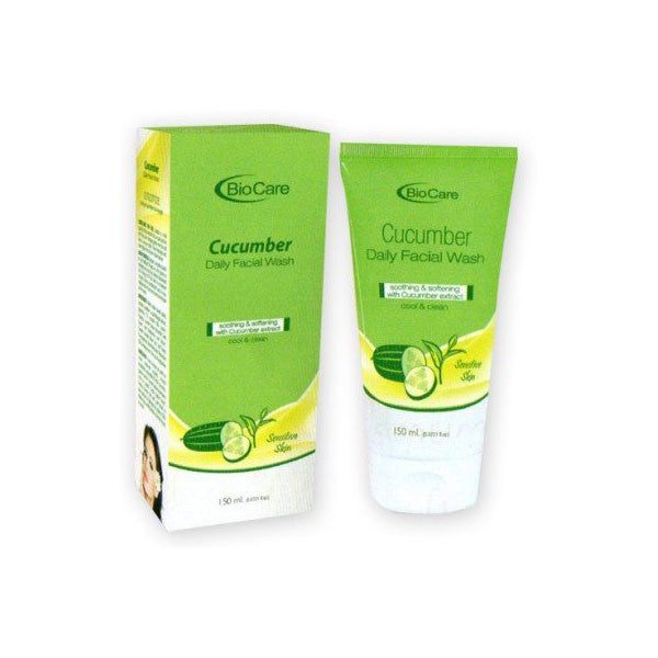 Biocare Cucumber Daily Facial Wash 150ml