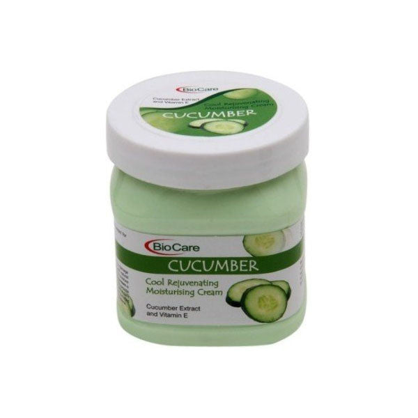 Biocare Face & Body Cream Cucumber 500 ml