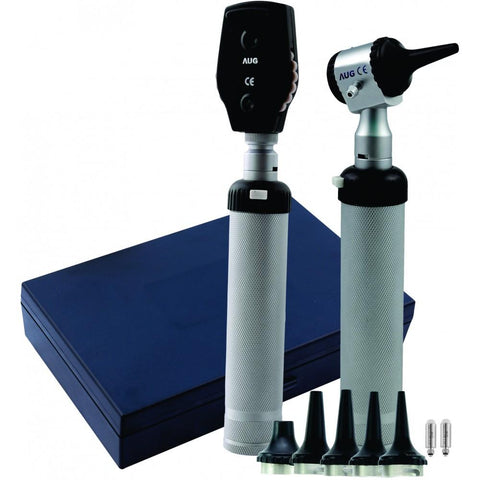 CLASIKA® | VACUUM 3.5V RECHARGEABLE OTO-OPHTHALMOSCOPE SET - 20.000.550
