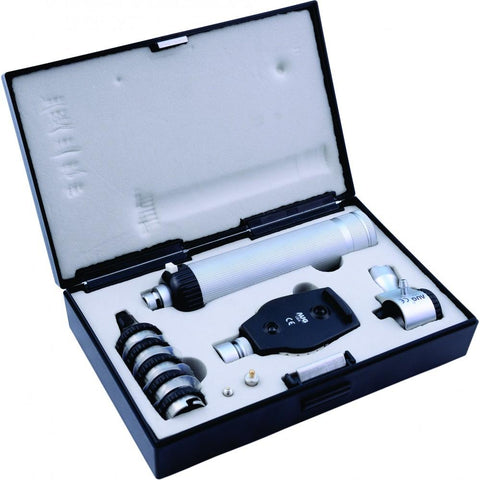 CLASIKA® | VACUUM 3.5V RECHARGEABLE OTO-OPHTHALMOSCOPE SET - 20.000.541