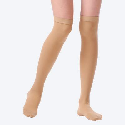 CPS-3105 Mid thigh compression stockings (Closed toe)
