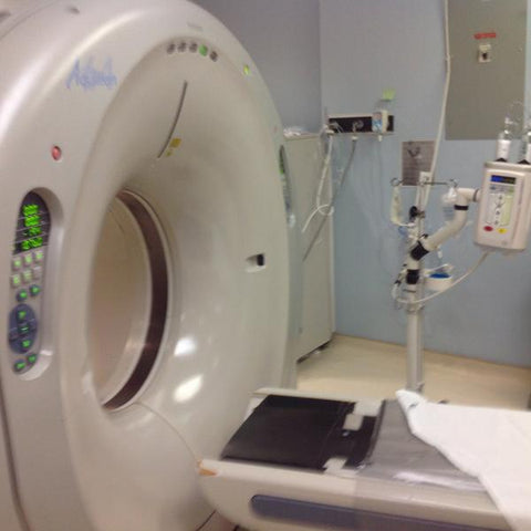 CT scanner - Aquillion 64