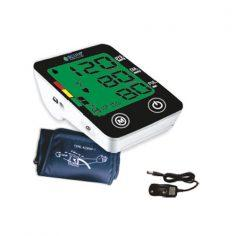 Digital Blood Pre. Monitor with Back light Display with Adapter & Three colour display