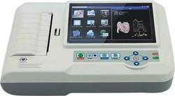 ECG MACHINE SIX CHANNEL ECG-600G