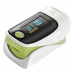 Fingertip Pulse Oximeter (with Cardboard Box)