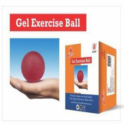 GEL EXERCISE BALL-medium