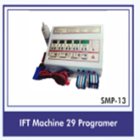 IFT Machine 29 Programer