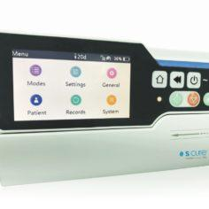 Infusion Pump (With touch screen and 12 level of Ocllusion)