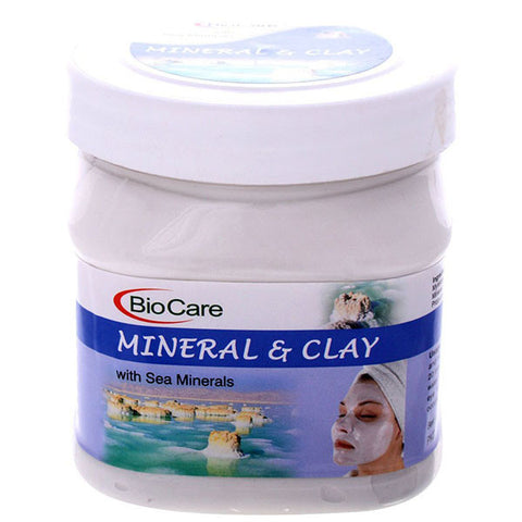 MINERAL & CLAY FACE MASK With Sea Minerals 500ml