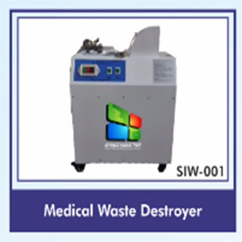 Medical Waste Destroyer