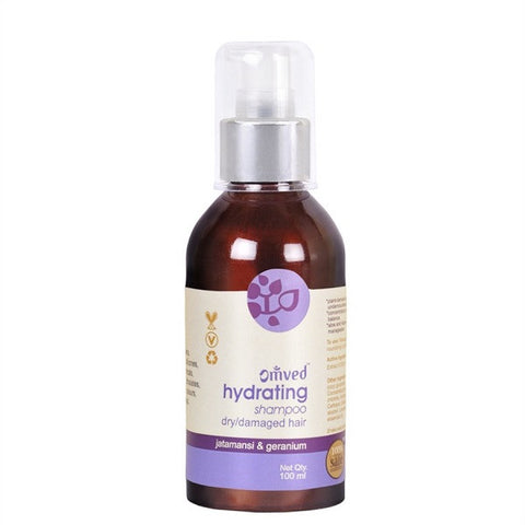 Omved Hydrating Shampoo For Dry Hair