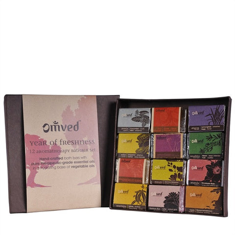 Omved Soap Set All Year Freshness