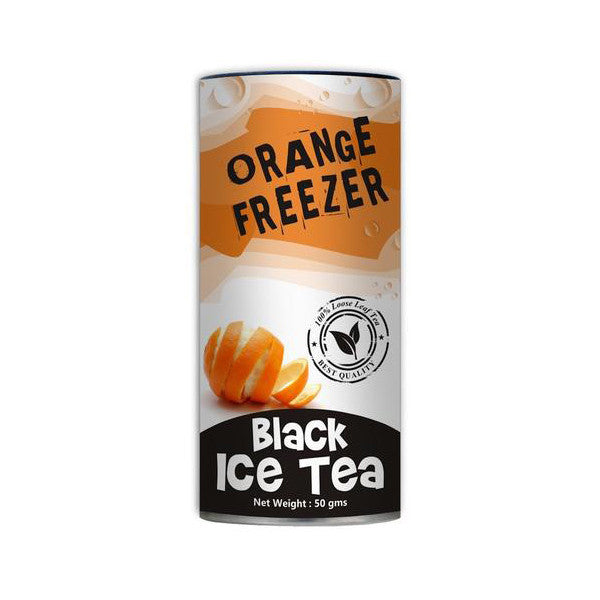 Orange Freezer - Ice Tea - Loose Leaf - Set of 2