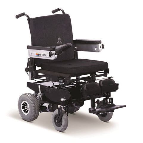 Ostrich Mobility TETRA LX Electric Wheelchair