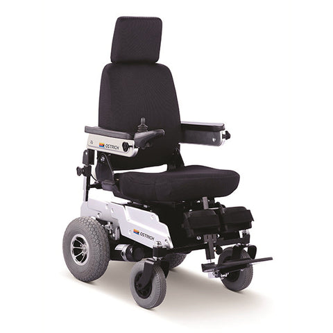 Ostrich Mobility Tetra Exi Electric WheelChair