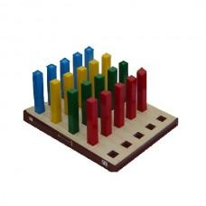 Peg Board-Pegs and Shapes