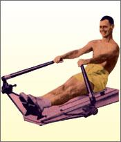 Rowing Machine- Spring Model