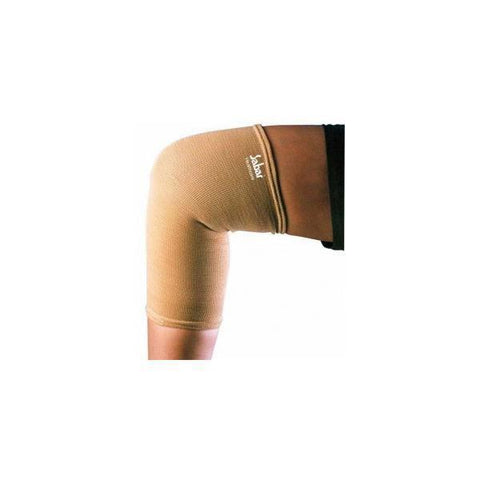 SABAR KNEE CAP - TUBULAR KNEE SUPPORT (LYCRA) 5005 , SMALL (23-27 CMS) - BEIGE