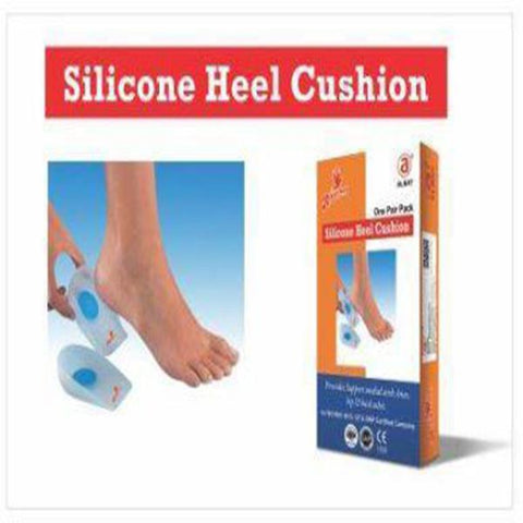 SILICONE HEEL CUSHION-small