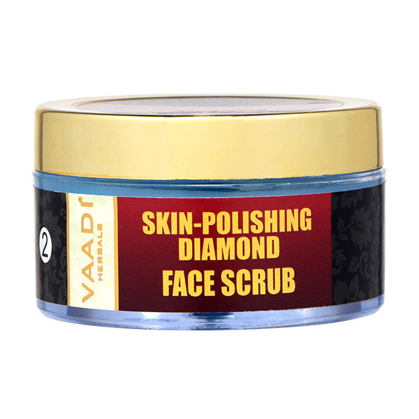 Skin-Polishing Diamond Face Scrub