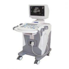 Ultrasound with trolley (2D, Black and White Display) with Single Probe