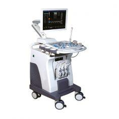 Ultrasound with trolley (3D, Color Display) with Single Probe