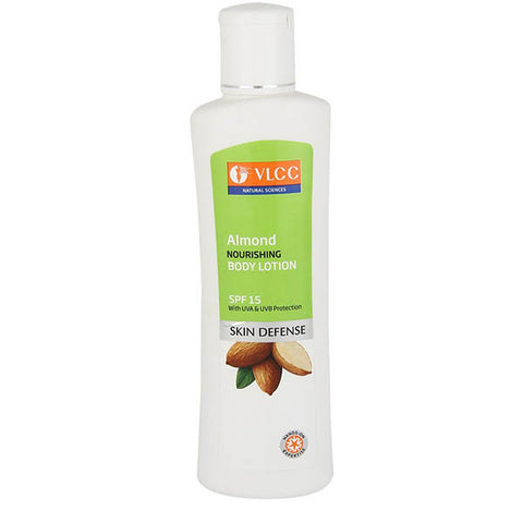 VLCC Almond Nourishing Body Lotion, 200ml