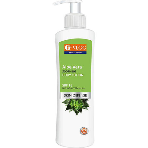 VLCC Aloevera Soothing Body Lotion, 350ml