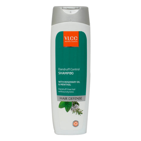 Vlcc Dandruff Control Shampoo With Rosemary Oil And Menthol 350ml