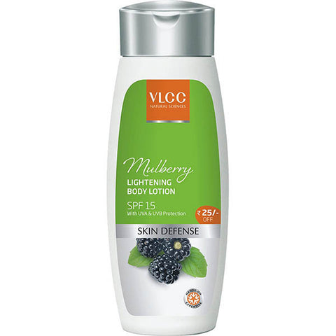 VLCC Mulberry Lightening  Body Lotion, 350ml