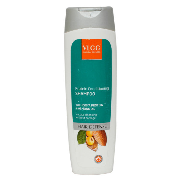 Vlcc Protein Conditioning Shampoo Soya Protein Almond 350 Ml