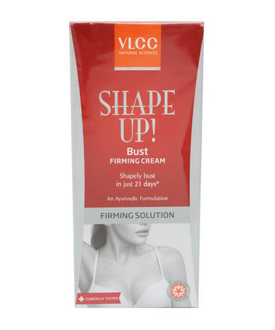 Vlcc Shape Up Bust Firming Cream 100gm