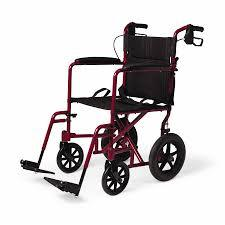 Wheel Chair- with 6 Inches Wheels-Painted