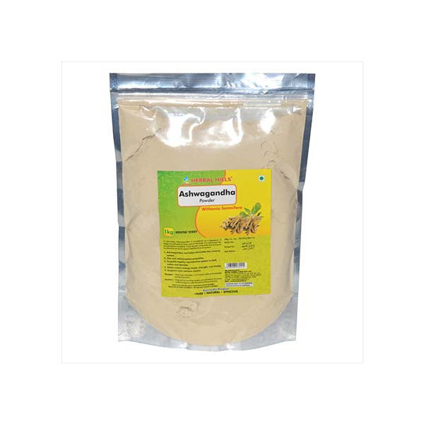 Ashwagandha Powder - 1 kg powder