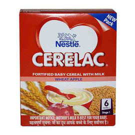 Cerelac Stage 1 Wheat Apple 300 Gm