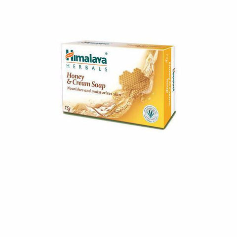 Himalya Honey & Cream Soap 75g