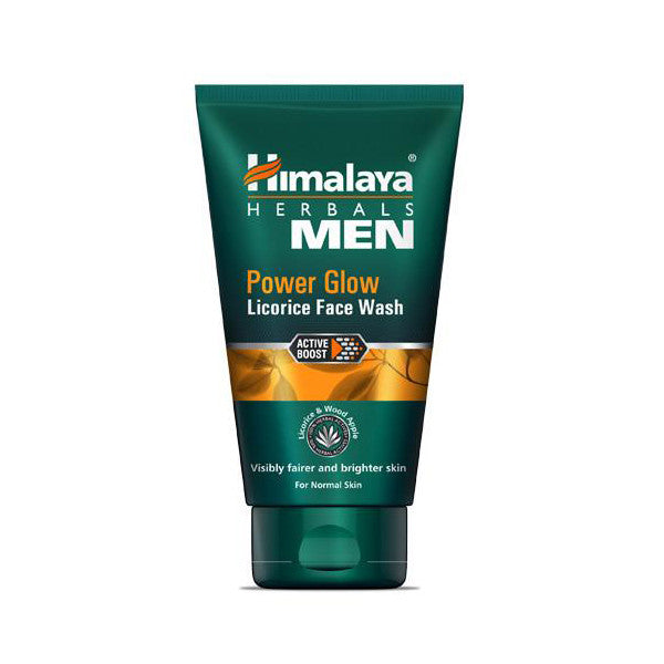Himalaya MEN Power Glow Licorice Face Wash 50ml