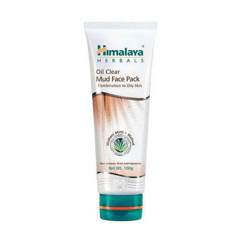 Himalaya Oil Clear Mud Face Pack 50g