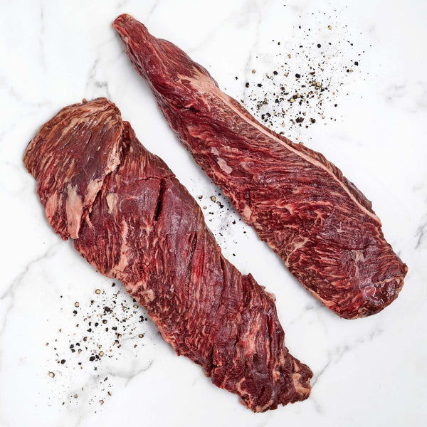 Hanger Steak USA Creekstone Prime Black Angus